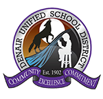 Denair Unified School District Logo